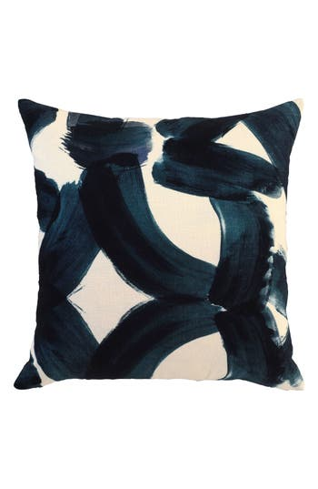 Villa Home Collection Raye Pillow, Size One Size - Blue