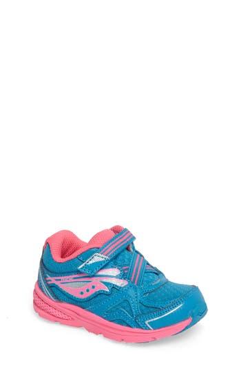 Girl's Saucony 'Baby Ride' Sneaker