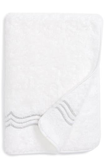Matouk Paola Guest Towel, Size One Size - Metallic