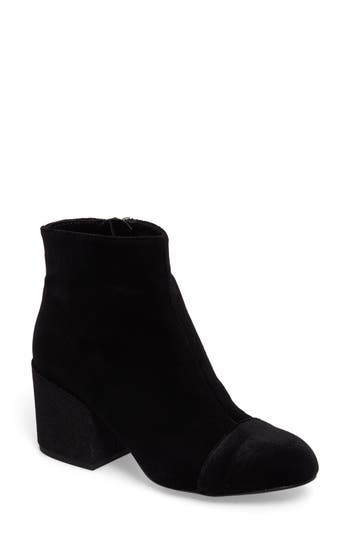 Charles By Charles David Quincey Bootie, Black