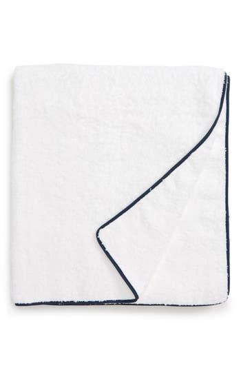 Matouk Cairo Bath Towel, Size One Size - Blue