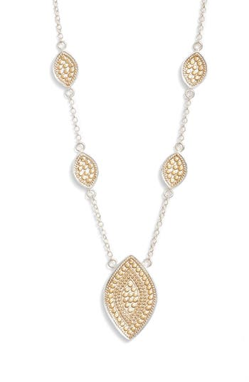 Women's Anna Beck Reversible Charm Necklace