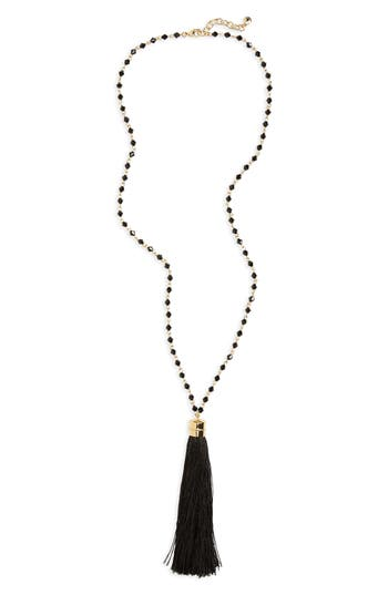 Women's Baublebar Tassel Necklace