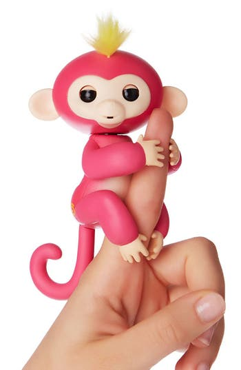 License 2 Play Monkey Fingerling Toy