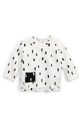 Infant Boy's Miles Baby Pocket T-Shirt