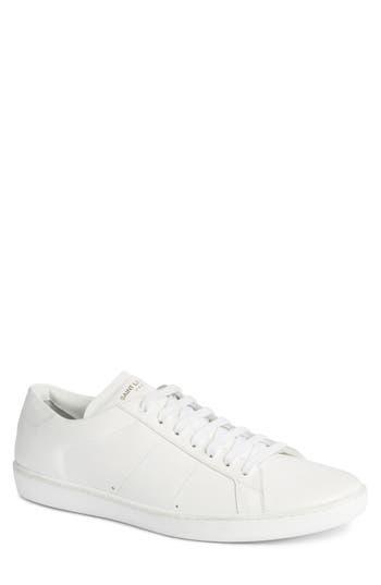Men's Saint Laurent Alpha Low Top Sneaker