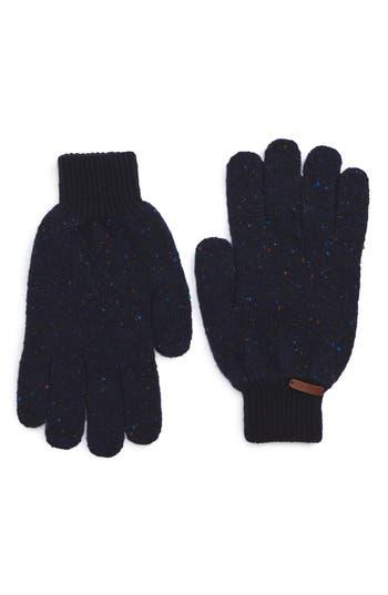 Ted Baker London Oakglo Wool Blend Gloves, Size One Size - Blue
