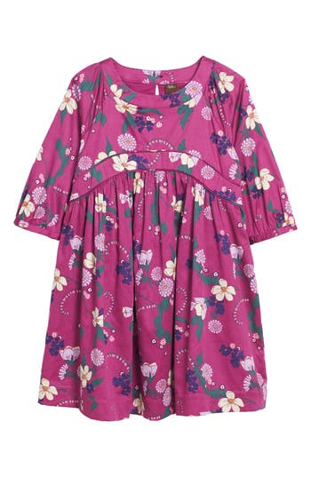 Toddler Girl's Tea Collection Lauriston Empire Dress