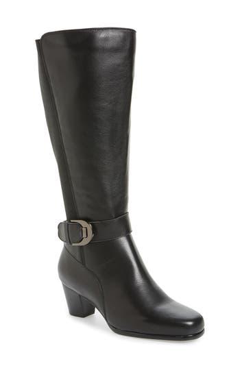 David Tate Bonita 18 Boot- Black