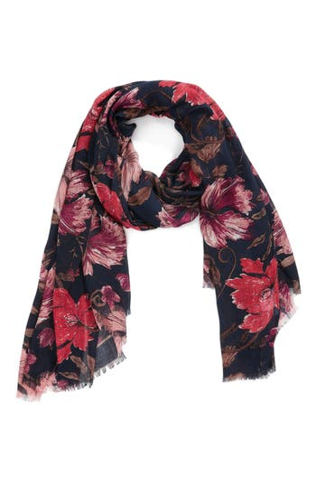 Women's Sole Society Print Scarf