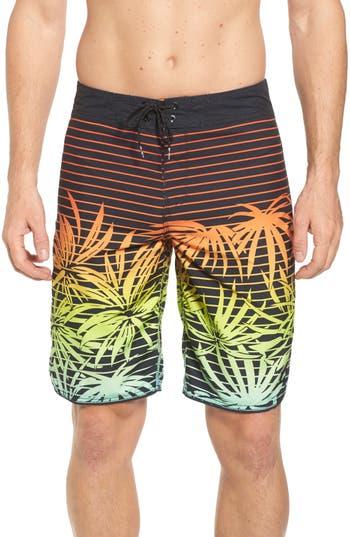 Billabong 73 Og Print Board Shorts, Orange