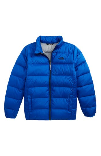 Boy's The North Face Andes Water Repellent 550-Fill Power Down Jacket