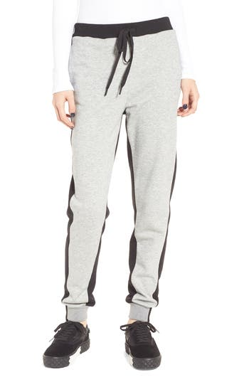 Paneled Sweatpants
