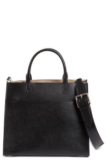 Maison Margiela Bonded Leather Satchel -