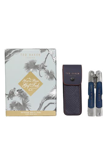 Ted Baker London Outdoor Multi Tool - Blue