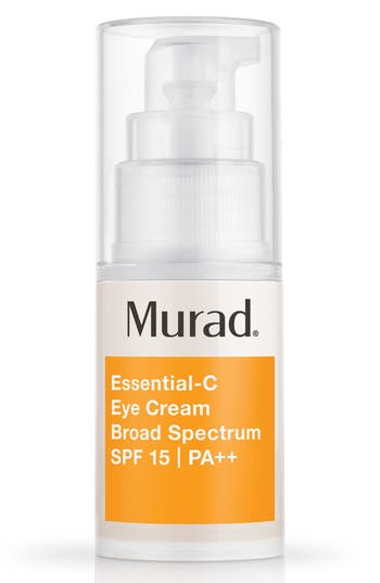 Murad Essential-C Eye Cream Broad Spectrum Spf 15 Pa+++, Size 0.5 oz