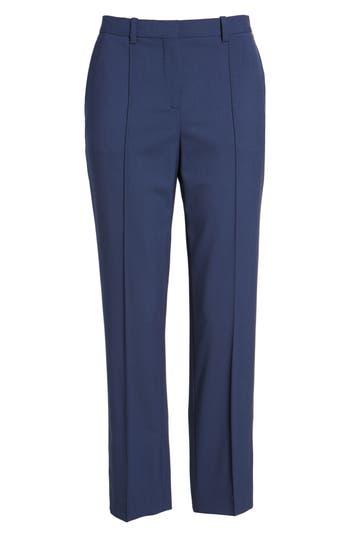 Women's Theory Hartsdale Good Wool Crop Pants