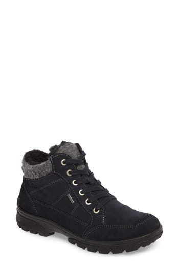Ara Waterproof Gore-Tex Hiking Boot- Grey