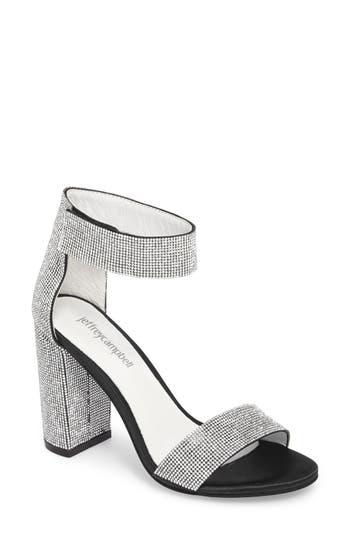 60s Shoes, Boots | 70s Shoes, Platforms, Boots Womens Jeffrey Campbell Lindsay Sandal $159.95 AT vintagedancer.com