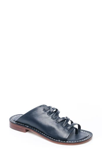Women's Bernardo Tori Slide Sandal, Size 9 M - Blue