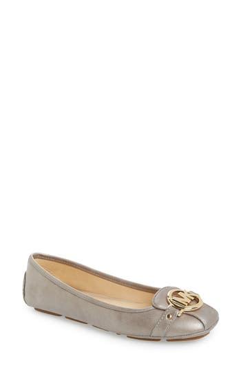 Retro Vintage Flats and Low Heel Shoes Womens Michael Michael Kors Fulton Moccasin $65.98 AT vintagedancer.com