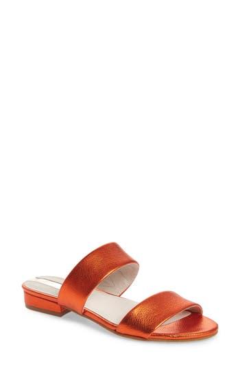 Women's Kenneth Cole New York Viola Sandal, Size 10 M - Orange
