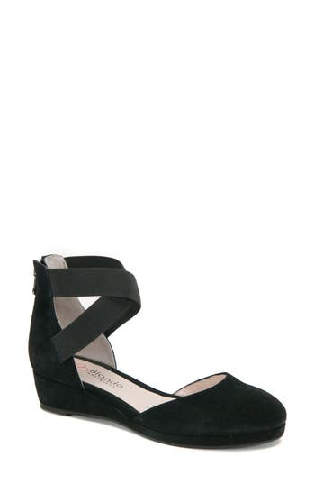 Blondo Cathy Waterproof Wedge Pump- Black