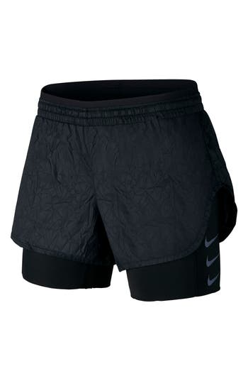 Nike Elevate 2-In-1 Running Shorts
