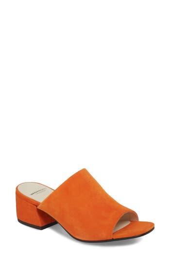 Vagabond Saide Slide Sandal, Orange