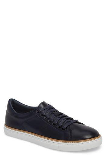 English Laundry Juniper Low Top Sneaker, Blue
