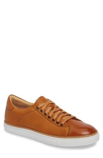 English Laundry Juniper Low Top Sneaker, Brown