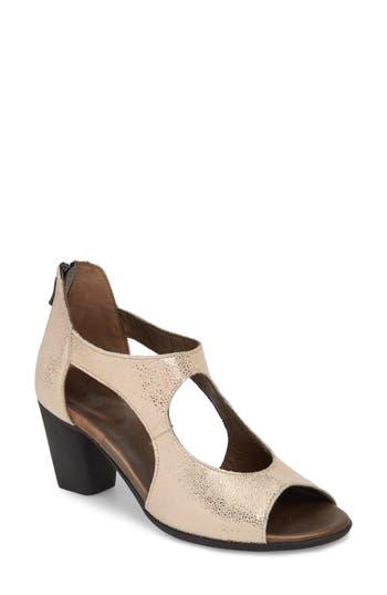Arche Farako Sandal, Metallic