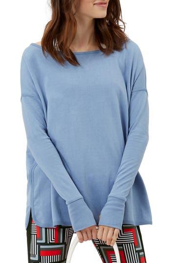 Sweaty Betty Simhasana Sport Sweatshirt, Blue