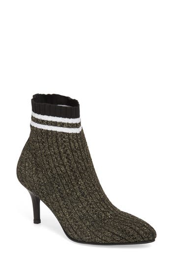 Stuart Weitzman Waverly Bootie- Black