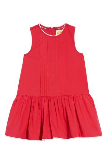 1920s Children Fashions: Girls, Boys, Baby Costumes Girls Mini Boden Drop Waist Woven Dress $32.98 AT vintagedancer.com