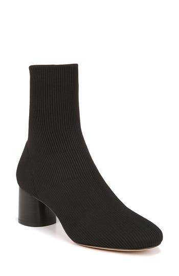 Vince Tasha Sock Bootie- Black