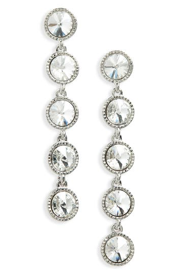 Ted Baker London Rizza Crystal Drop Earrings