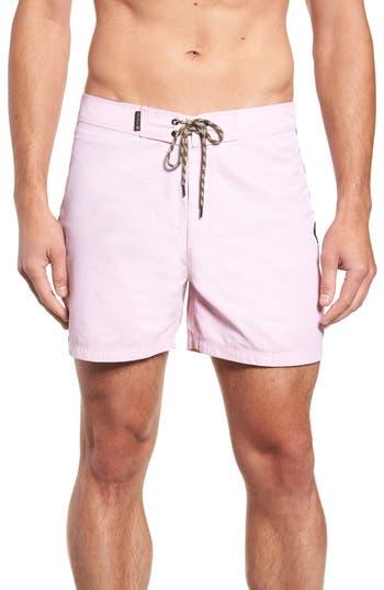 Hurley Navigation Board Shorts, Pink