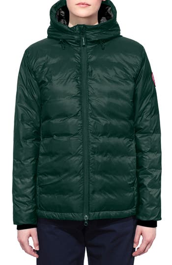 Canada Goose Camp Down Jacket, (0) - Green