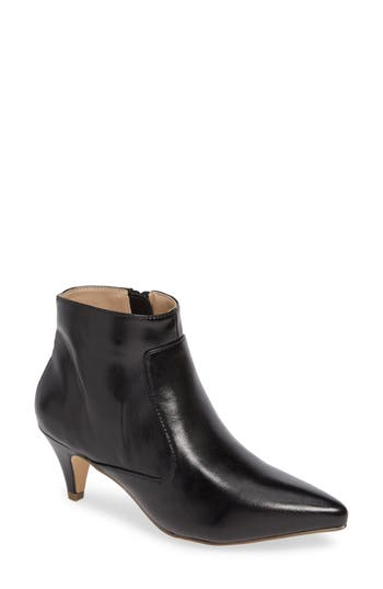 Jane And The Shoe Kizzy Bootie, Black
