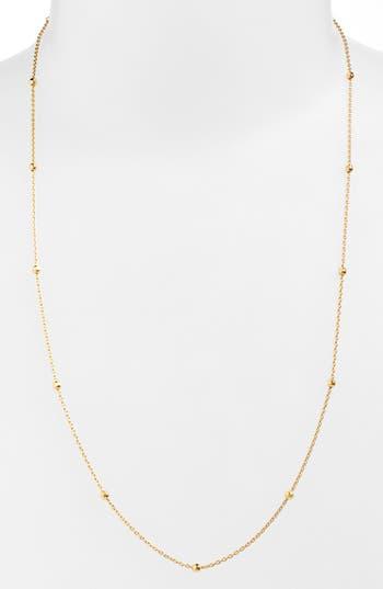 Women's Argento Vivo Long Station Necklace