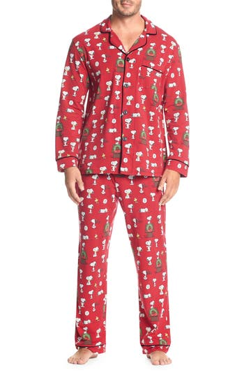 BEDHEAD Classic Pajamas in Red