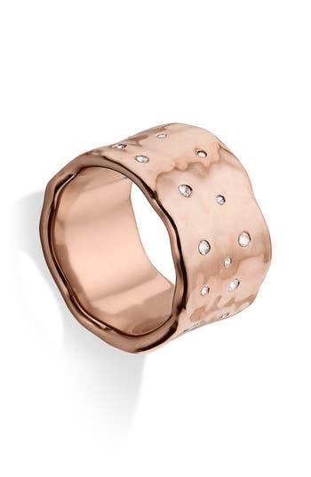 Women's Monica Vinader 'Siren Scatter' Band Ring