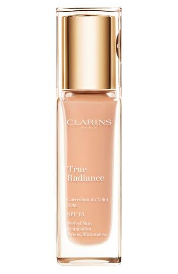 Clarins 'True Radiance' Spf 15 Perfect Skin Foundation - Beige