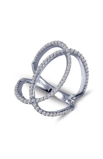 Women's Lafonn 'Lassaire' Openwork Ring