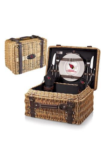 Picnic Time 'Nfl - Champion' Wicker Picnic Basket