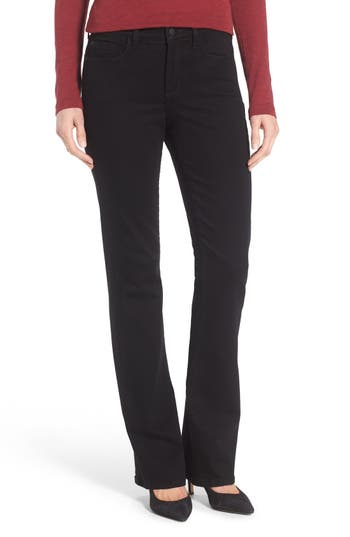 Petite Women's Nydj 'Barbara' Stretch Bootcut Jeans