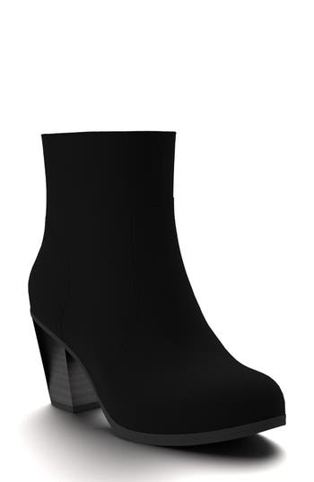 Shoes Of Prey Block Heel Bootie