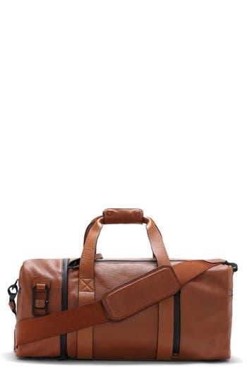 Vince Camuto 'Mestr' Leather & Suede Duffel Bag -