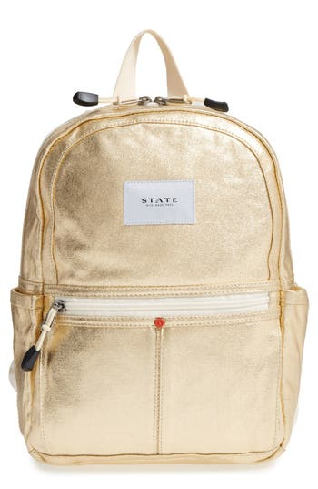 State Bags Downtown Mini Kane Canvas Backpack -